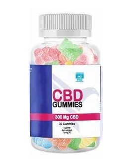 Eagle Hemp CBD Gummy