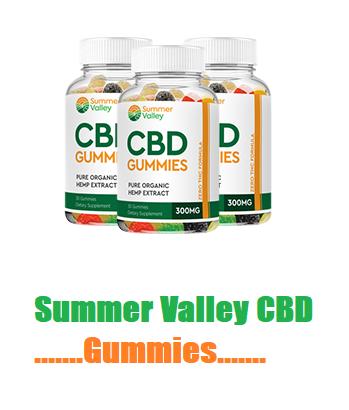 Summer Valley CBD Gummies