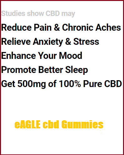 Eagle CBD Gummies