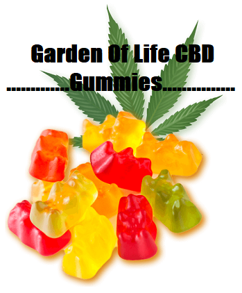 Garden Of Life CBD Gummies
