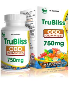 Trubliss CBD Gummies
